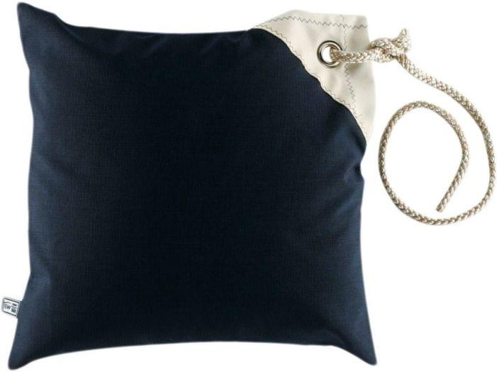 Водоотталкивающая подушка, синяя