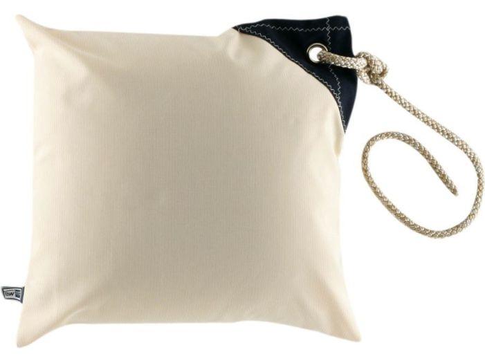 FREE STYLE Водонепроницаемая подушка, кремовая, 40 х 40 см.