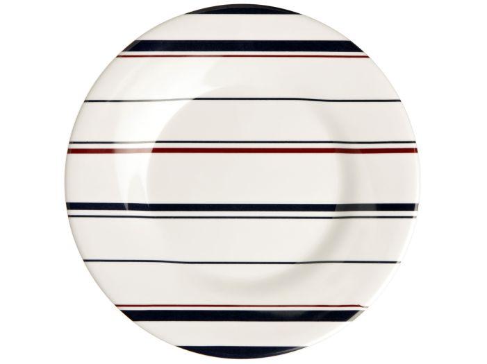 MONACO тарелка десертная с нескользящей основой, набор 6 шт.