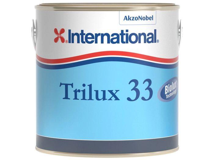 Краска яхтенная необрастающая International Trilux 0,75 л.