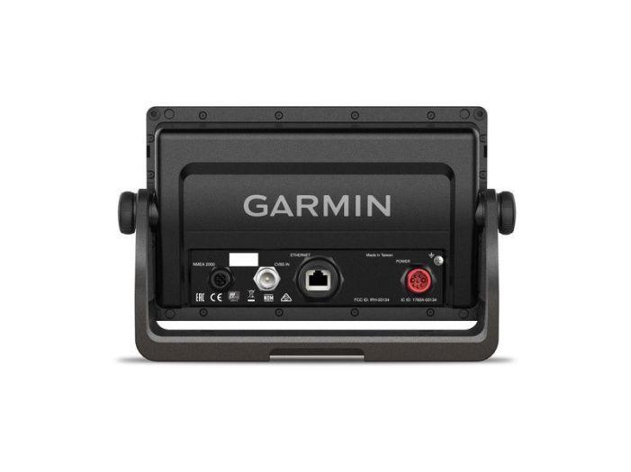 Комбінований картплоттер-ехолот Garmin GPSMAP 722
