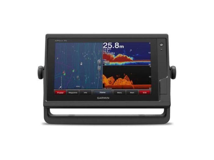 Комбінований картплоттер-ехолот Garmin GPSMAP 922xs