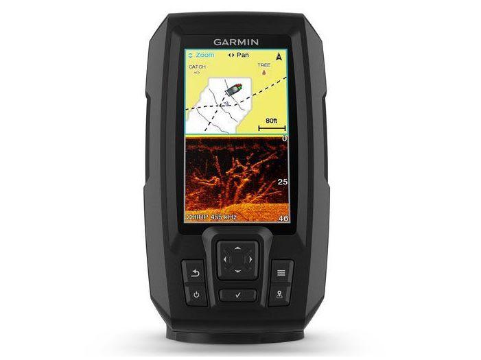 GPS-плоттер/ехолот Garmin STRIKER Plus 4cv