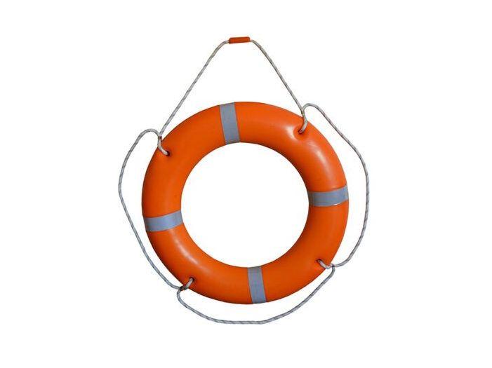 Круг спасательный 2,5 и 4,0 кг