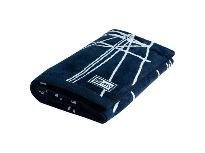 CLIPPER пляжное полотенце с подушкой