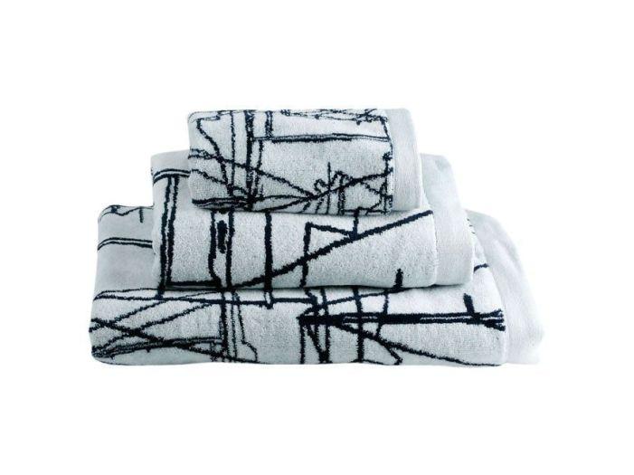 CLIPPER набор 3 полотенца, белые