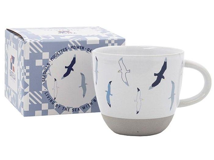 BATELA Чашка SEAGULLS