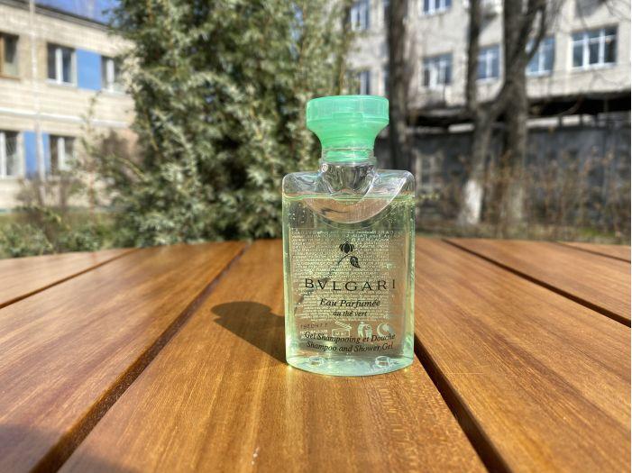 Шампунь Bvlgari (Green Tea) 40 мл.