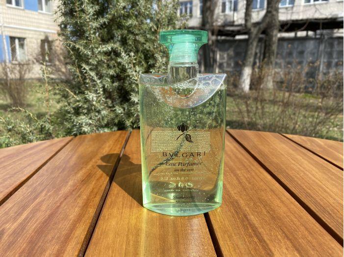 Шампунь Bulgari (Green Tea) 200 мл.
