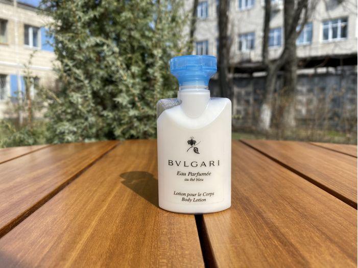 Лосьон для тела Bvlgari (Blue tea) 40 мл.
