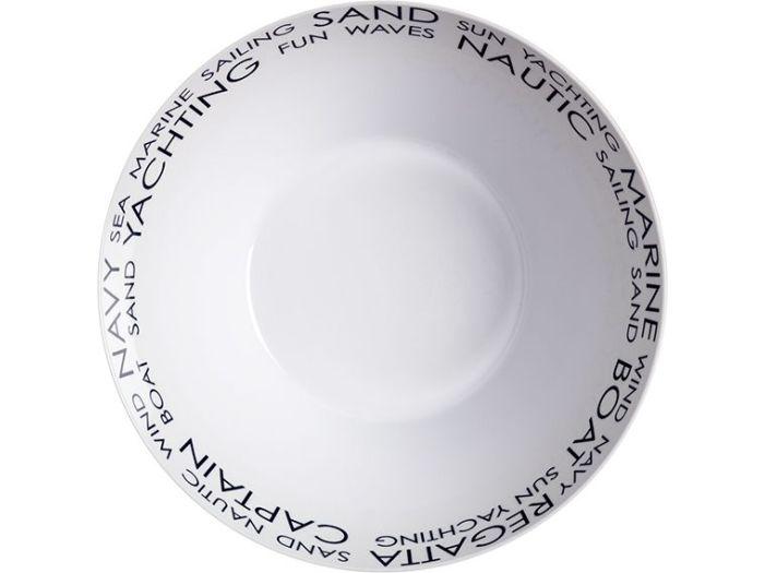 SEA набор для закусок (салатница + 6 мисочек)