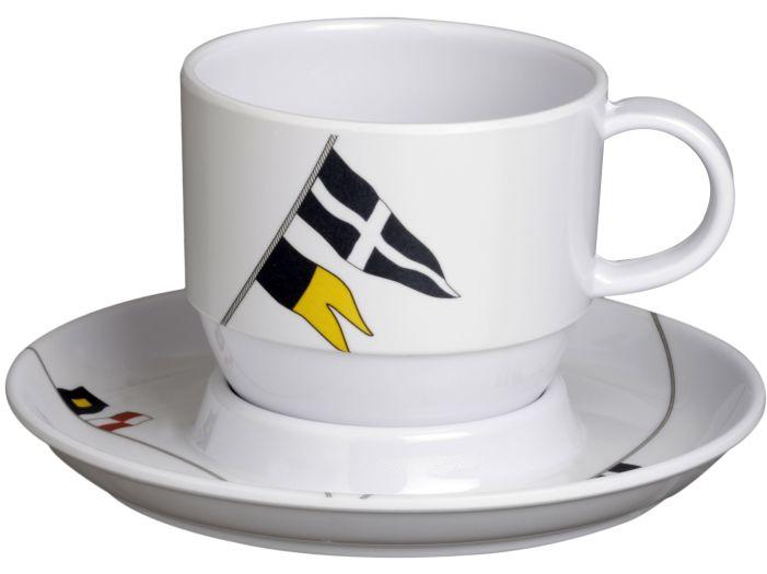 REGATA чайная чашка с блюдцем