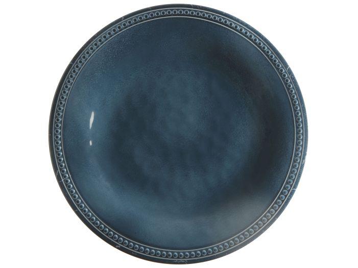 HARMONY тарелка десертная, голубая набор 6 шт.