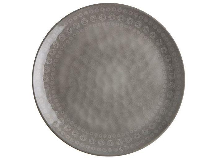 ROSETTE тарелка плоская, песочна набор 6 шт.