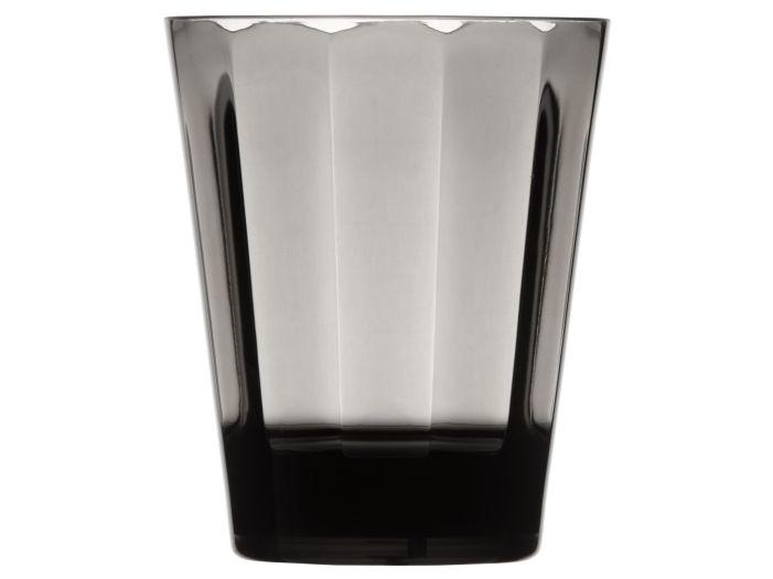 LOVE Набор бокалов для воды граненые, цвет льда набор 6 шт.