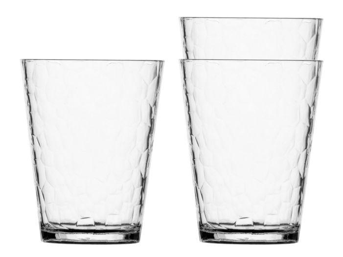PARTY стакан для воды, прозрачные набор 12 шт.