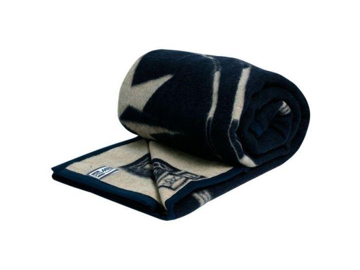 FREE STYLE двуспальное шерстяное одеяло