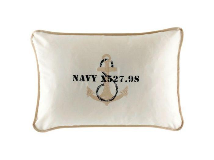 FREE STYLE Декоративная подушка, бежевая, 40 x 60 см