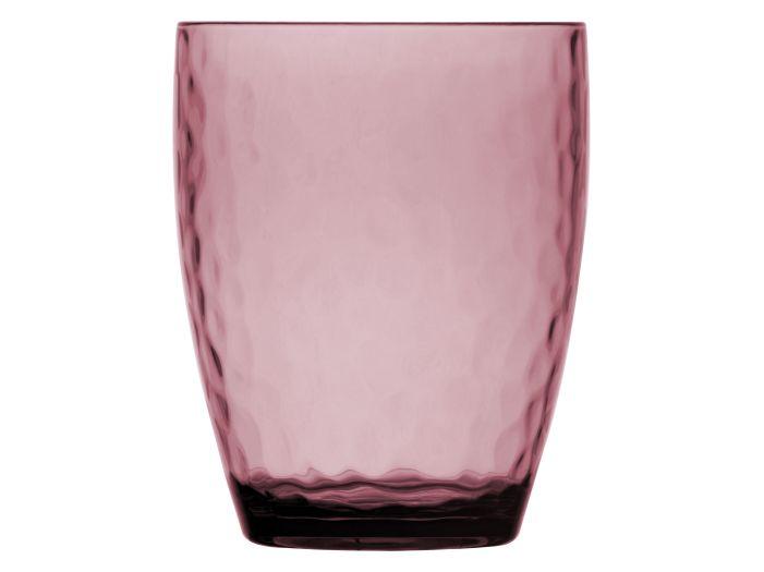 ROSETTE Набор бокалов для воды, пурпурные набор 6 шт.