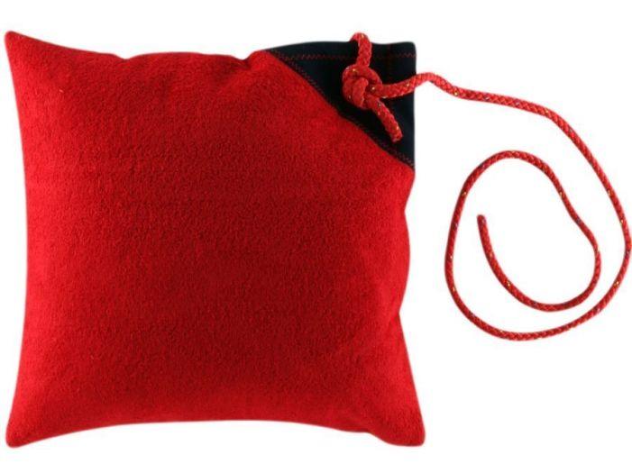 COLORS подушка, красная