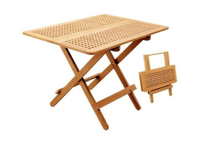Складной стол 100 x 70 x 69 см