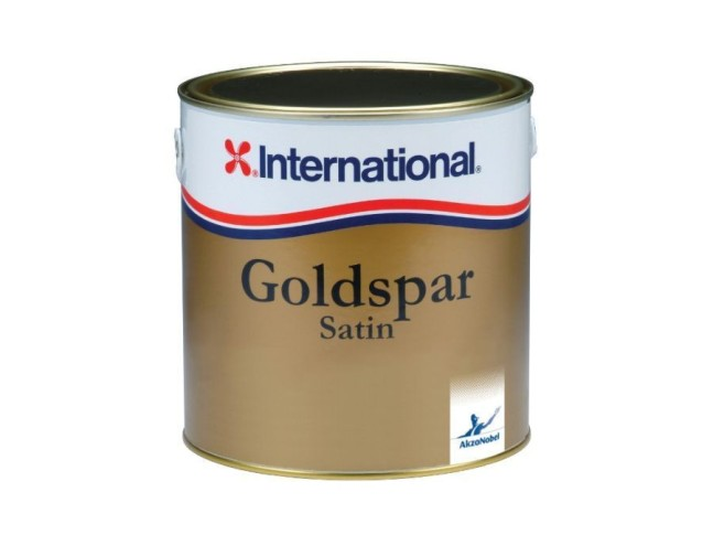 Лак GOLDSPAR SATIN_0,75 л
