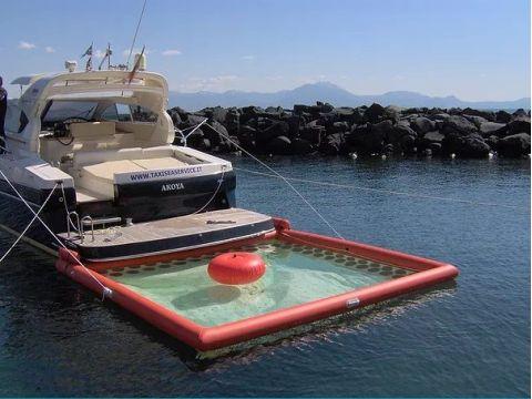 Бассейны для яхт
