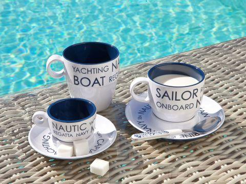 Чайные и кофейные наборы, кружки