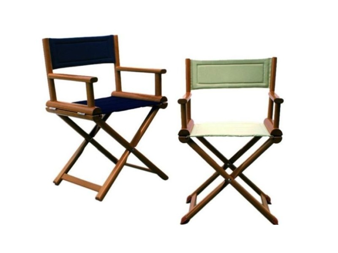 Тиковые стулья и кресла